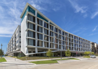 AC Hotel and Residence Inn – Marriot